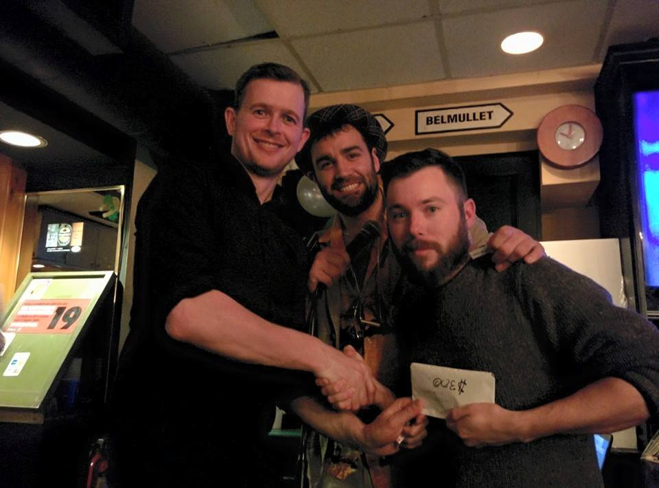 Toronto Gaels Gaelic Football Club - Race Night 2015