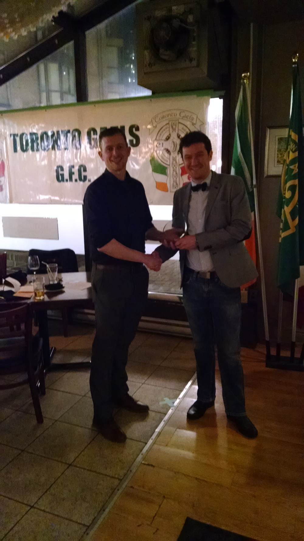 Toronto Gaels Gaelic Football Club - Awards Night 2015 - 3.jpg