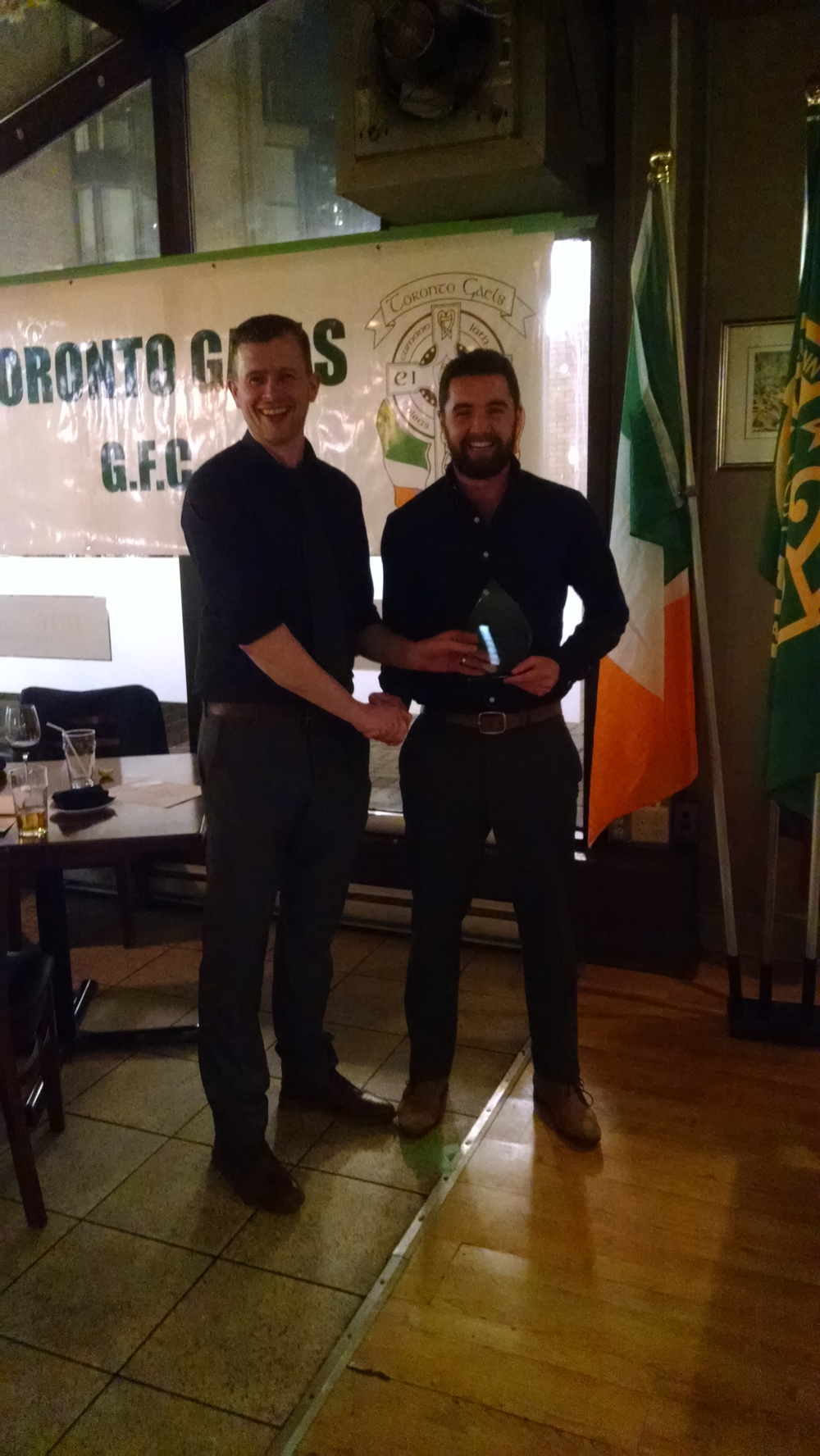 Toronto Gaels Gaelic Football Club - Awards Night 2015 - 5.jpg
