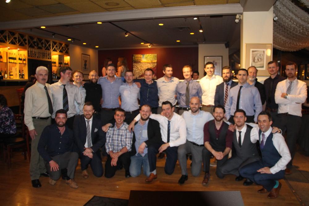 Toronto Gaels Gaelic Football Club - Awards Night 2015 - 1.JPG