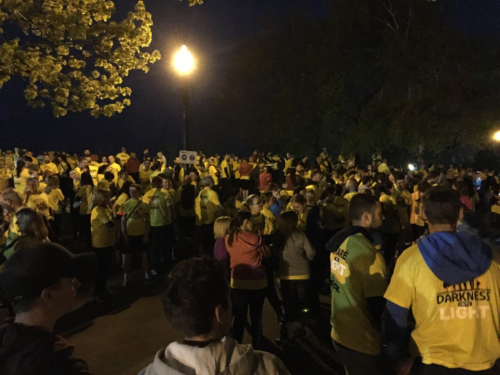 Toronto Gaelic Football Club - Darkness into Light 5k, May 9th - 5.JPG