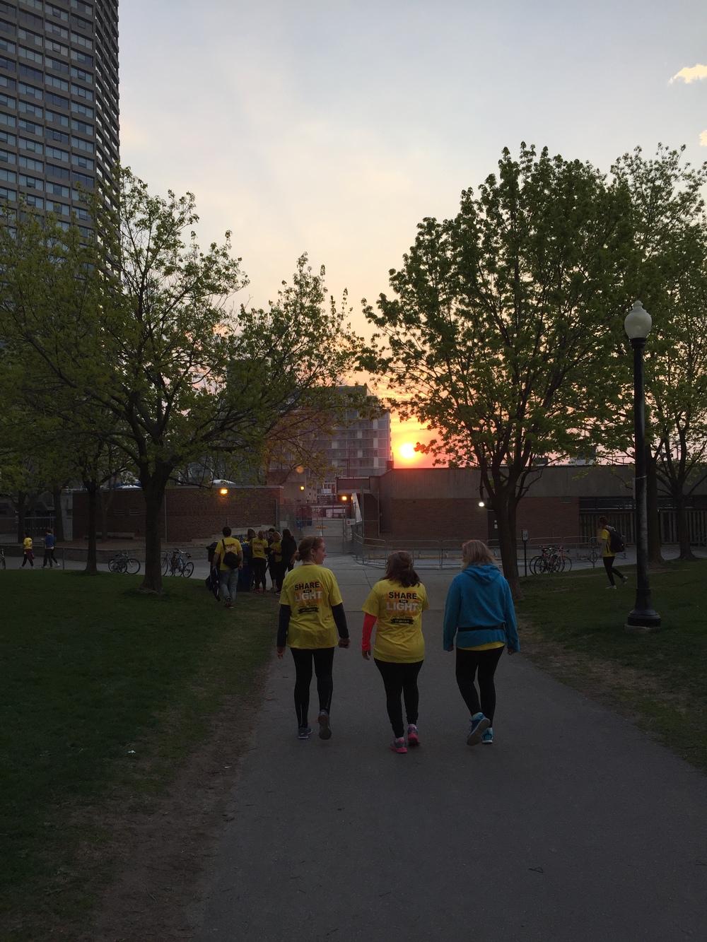 Toronto Gaelic Football Club - Darkness into Light 5k, May 9th - 6.JPG