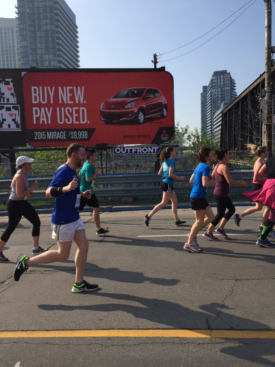 Toronto Gaelic Football Club - Sporting Life 10k, May 10th 2015 - 4.jpg