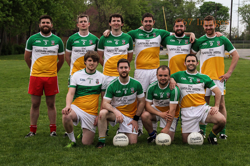 Toronto Gaels Gaelic Football Club - Montreal May Tournament 2015 - 1 -Toronto Gaels.jpg