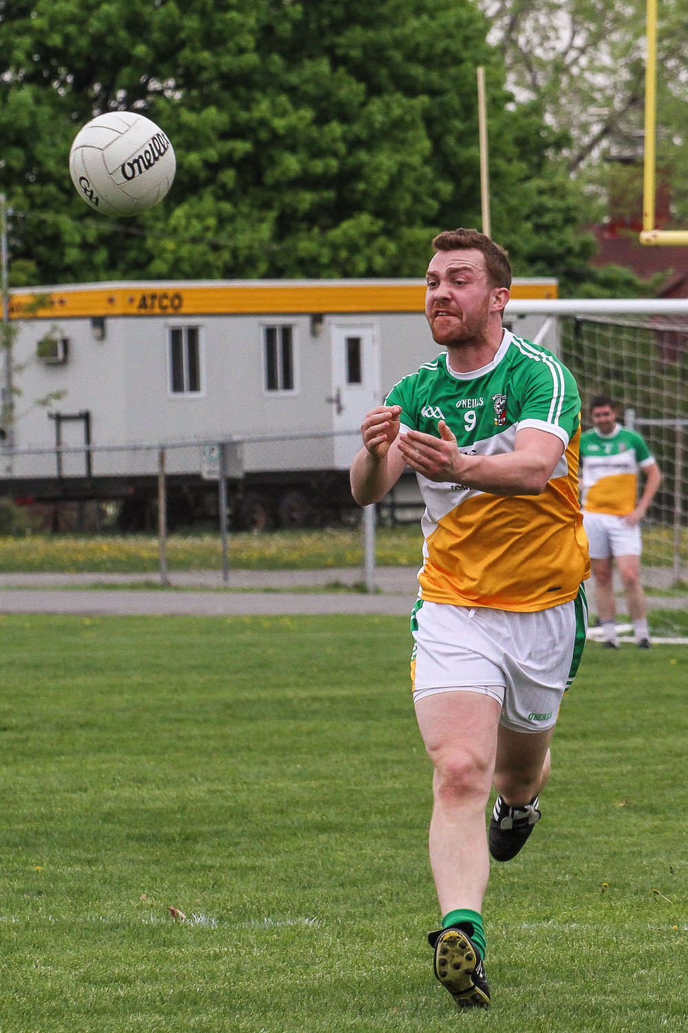 Toronto Gaels Gaelic Football Club - Montreal May Tournament 2015 - ShamrocksvsGaels(12of30).jpg