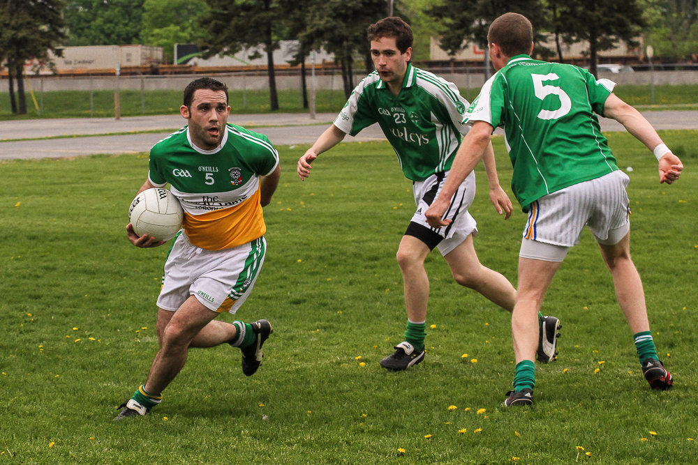 Toronto Gaels Gaelic Football Club - Montreal May Tournament 2015 - ShamrocksvsGaels(14of30).jpg