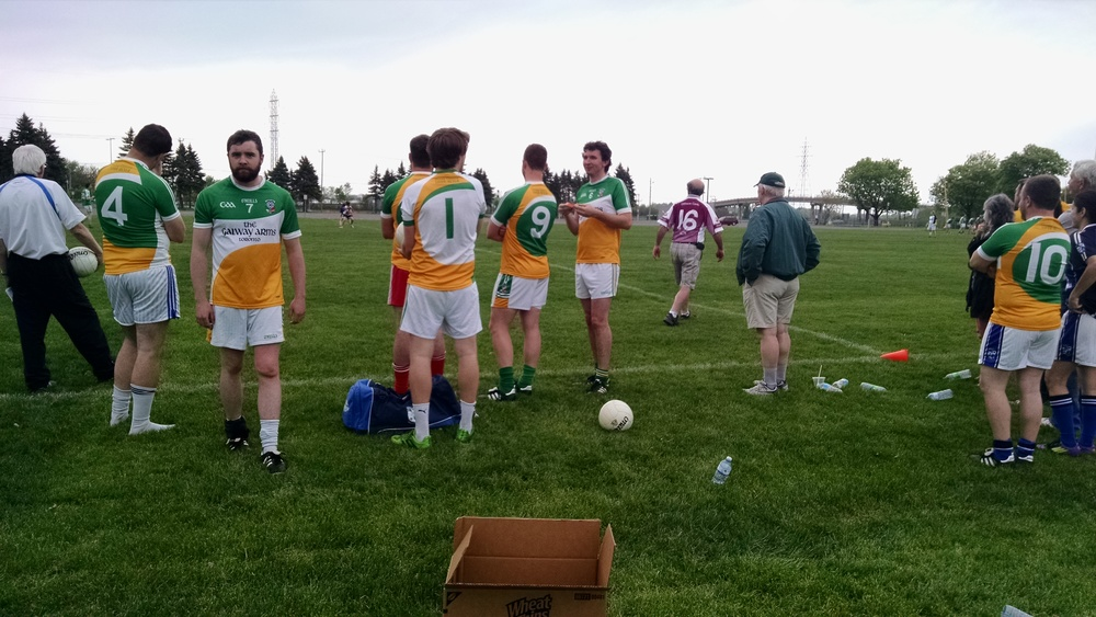 Toronto Gaels Gaelic Football Club - Montreal 9-a-side Tournament May 16th 2015 - 2.jpg