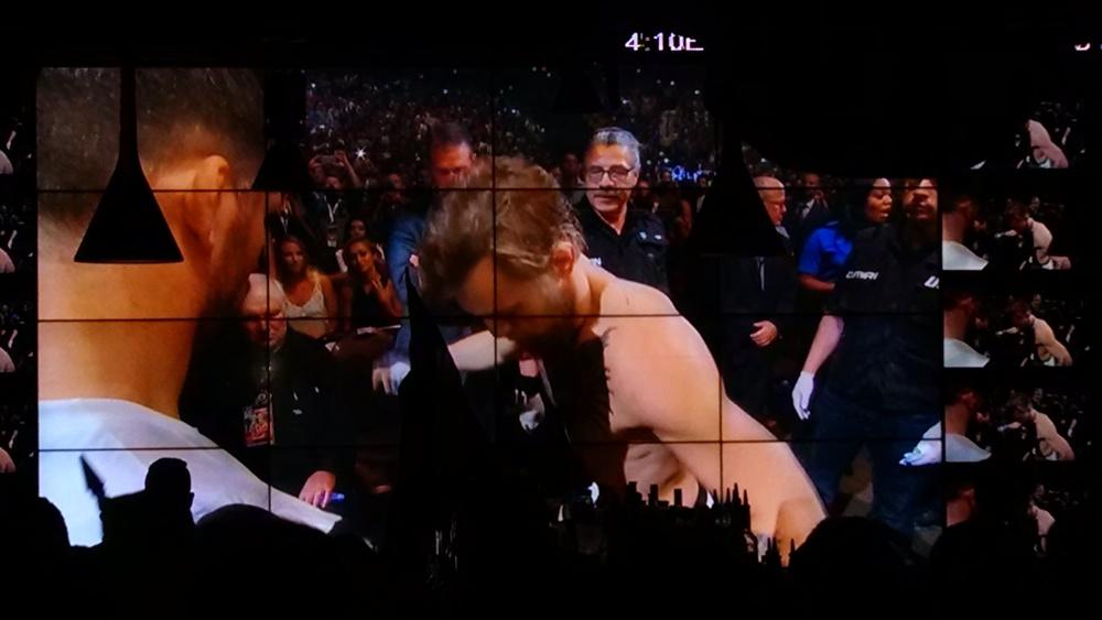 Toronto Gaels Gaelic Football Club - UFC 189 - 3.jpg