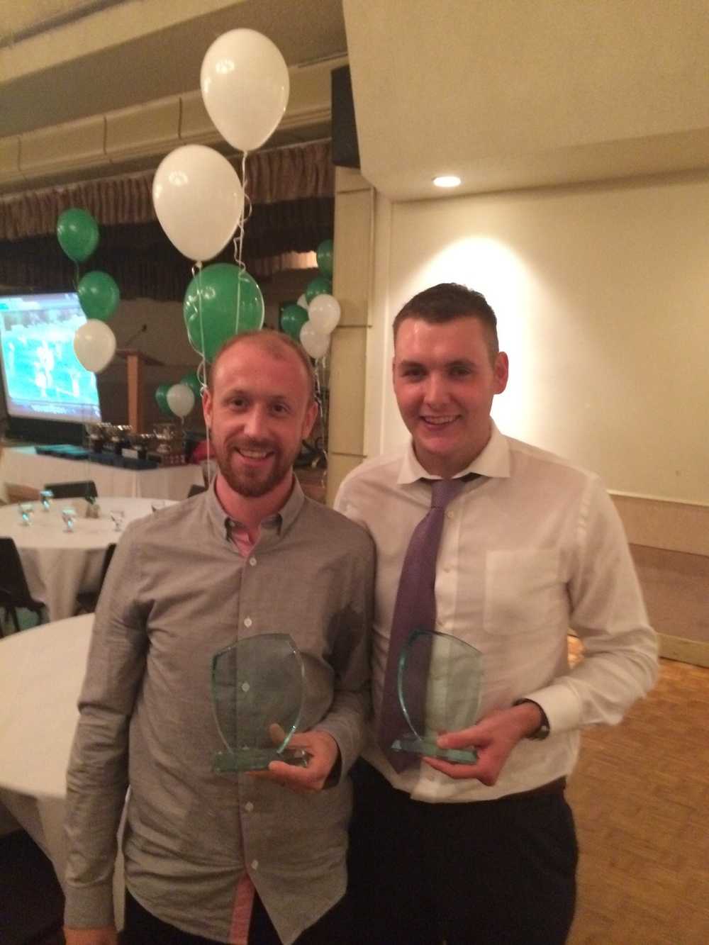 Toronto Gaels at the Toronto GAA 2015 Banquet - 2.jpg