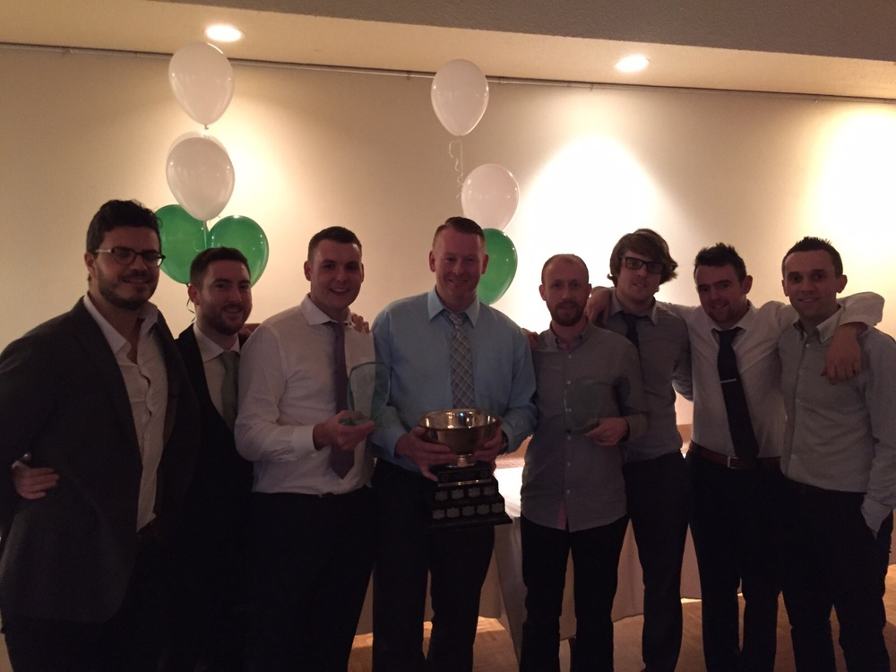 Toronto Gaels at the Toronto GAA 2015 Banquet - 3.jpg
