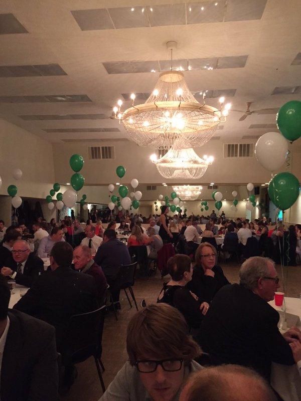 Toronto Gaels at the Toronto GAA 2015 Banquet - 4.jpg