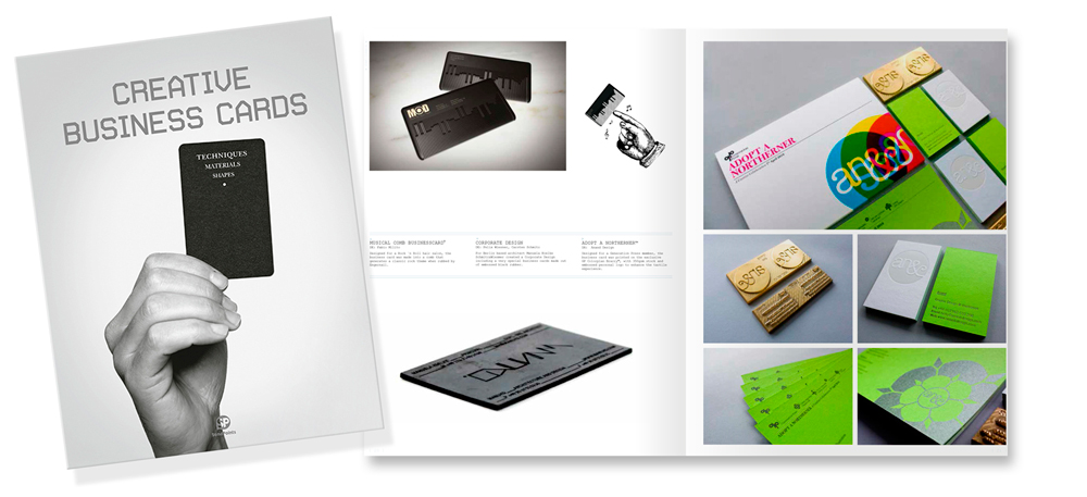Creative Business Cards | Sendpoints Publishing | Shanghai (CN) | 2014