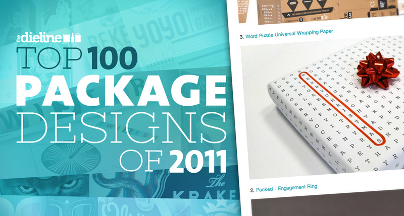 3rd Place/Bronze @ The Dieline's Top 100 Package designs of 2011 award    > GO TO PAGE