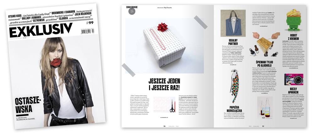 EXCLUSIVmagazine  | Poland, 2011