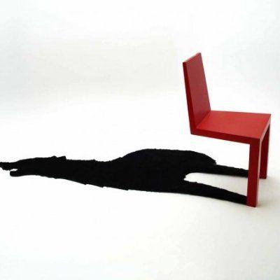 wolf shadow chair