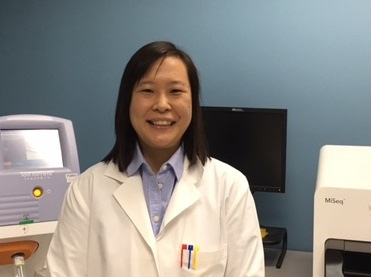 Joannah Kim, M.S.  Senior Manager, Clinical Assay Development