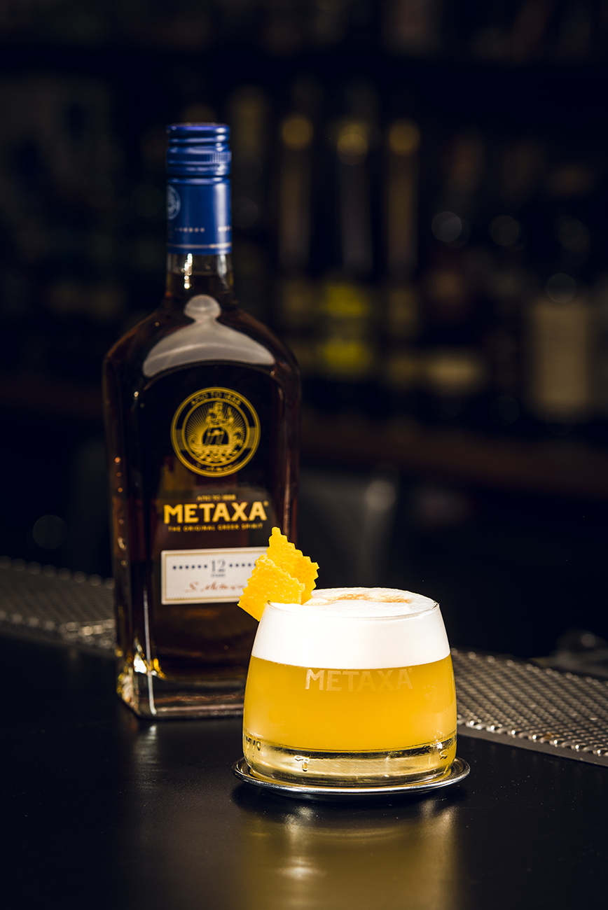 Image photo Client: Metaxa