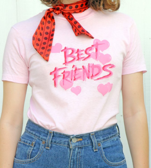 Best Friends Tee - Coast to Coast Vintage