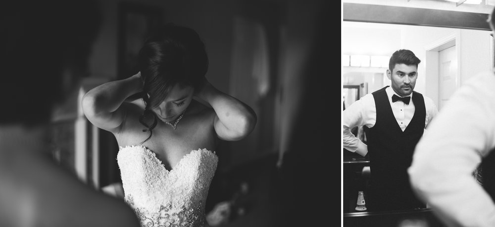 vintners Inn wedding | Santa Rosa | getting ready