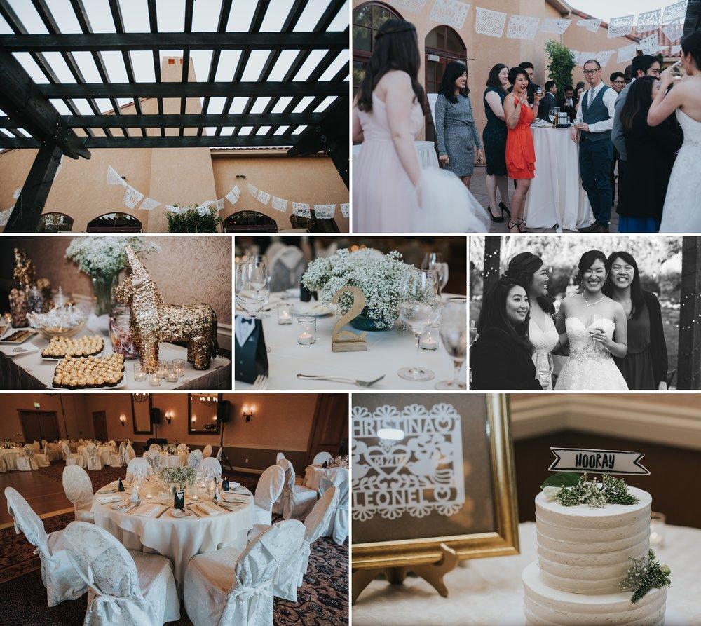 vintners Inn wedding | Santa Rosa | details