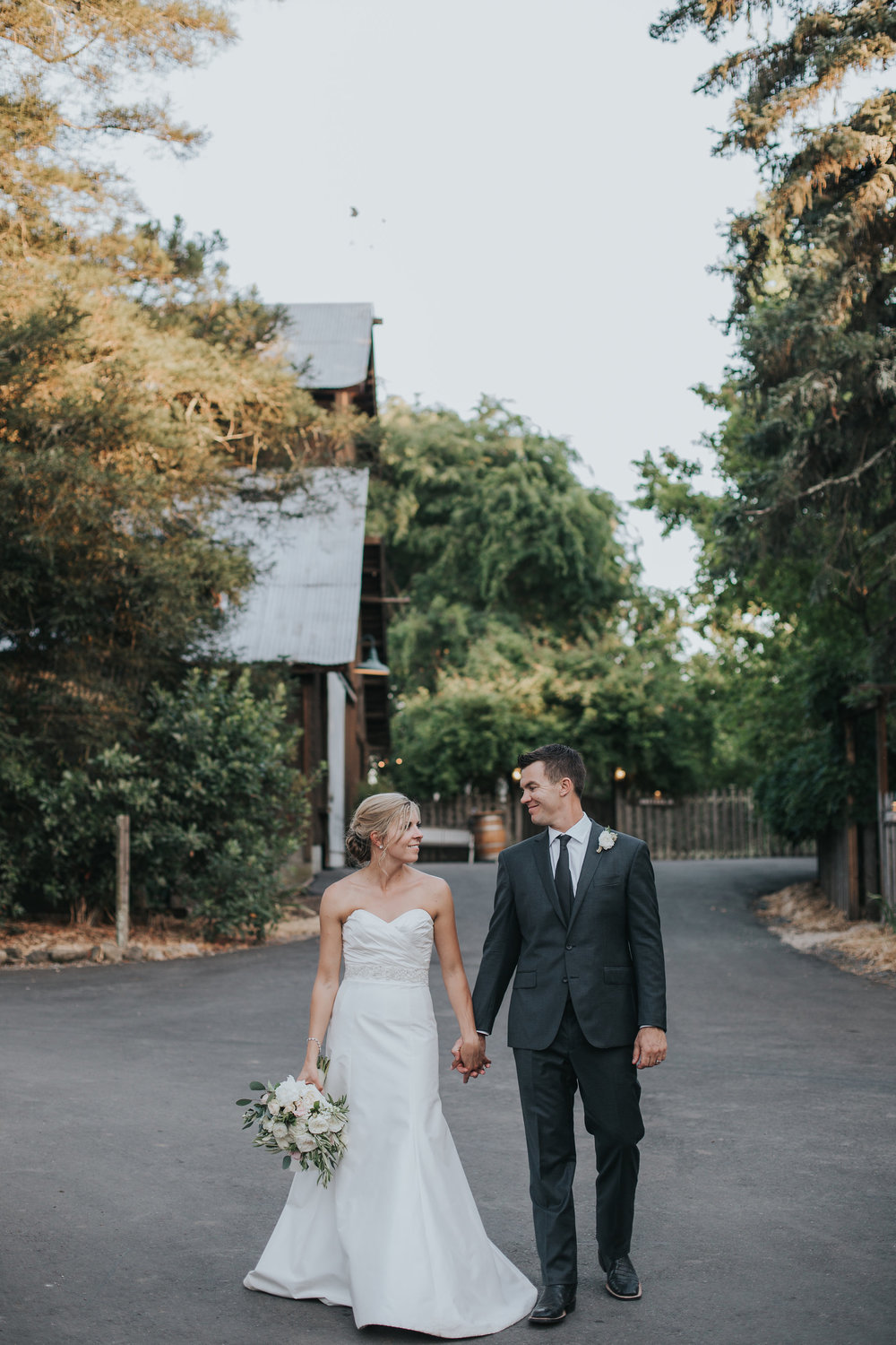 Ru's farm Wedding | Healdsburg CA
