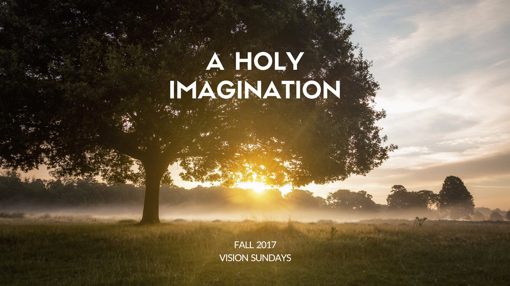 A HOLY IMAGINATION