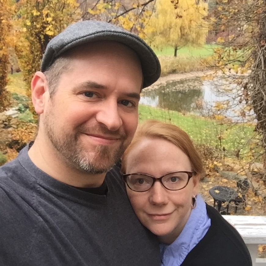 Jared VanAlstyne (pictured with wife, Kristy)