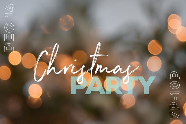 Thanksgiving has passed, but the holiday festivities are continuing! We're hosting our Christmas party this year on Friday, Dec. 14 at Brown Butter (413 Tompkins Avenue, Brooklyn, NY 11216) from 7p-10p. Admission is free, which means spots are going to fill quick! Secure your spot and RSVP by emailing us at: info@reconcilebrooklyn.com.