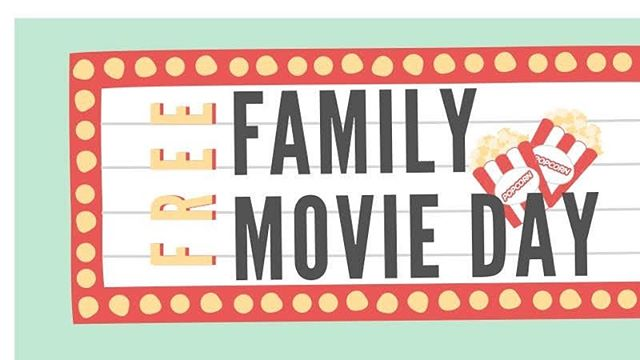 Join us this Sunday, February 17th at 2 PM, we're opening up the church doors to our neighborhood for an opportunity to enjoy a fun time with the family. What better way than to come together for a FREE opportunity to watch a movie together! We'll be showing a perfect movie for all ages to enjoy... and YES, there's going to be popcorn, candy, soda and a special giveaway prize to one lucky raffle ticket receiver.  We invite you to join us for this special occasion. Invite your friends and family and neighbors too.
