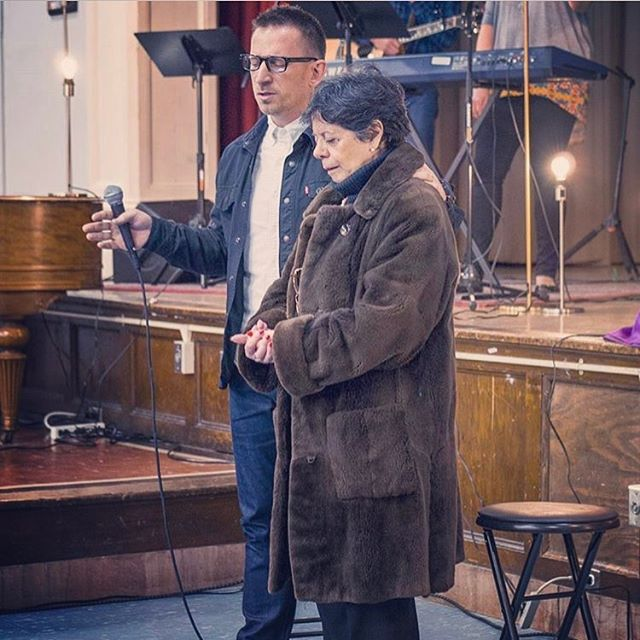 Today we had the privilege of hosting, learning from and praying for Julia Torres of Charismatic Catholic Charity in Rome, Italy. Over the years she has closely worked with Pope Francis and brought greetings and wisdom from the Holy Father. What an incredible honor to stand with and pray for her. @john17movement #unity #iseetgcev 📸 @samyoree
