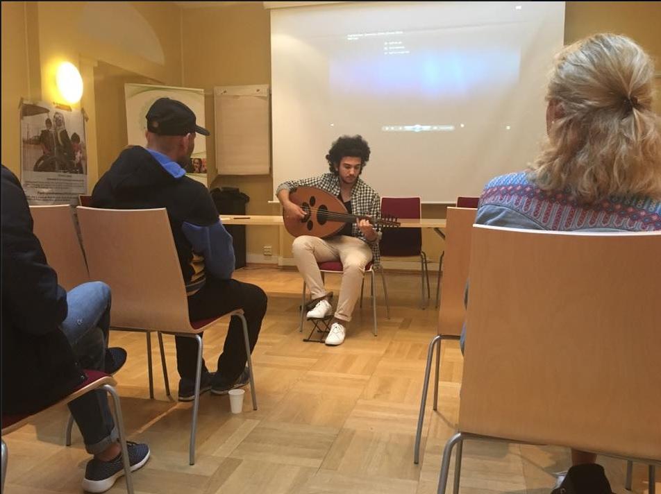 """Seminaret """"Personer med funksjonsnedsettelse på flukt"""" ble holdt 20. september."""