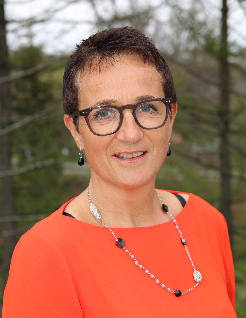 Siri Gjesdahl er daglig leder i barns beste.