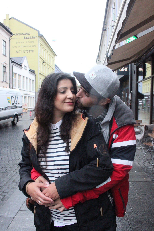 –Rania og Yousef har datet i over et år nå og tror forståelse for hverandres utfordringer og sistnevntes diagnoser, samt åpenhet om dette har vært viktig for forholdet deres.