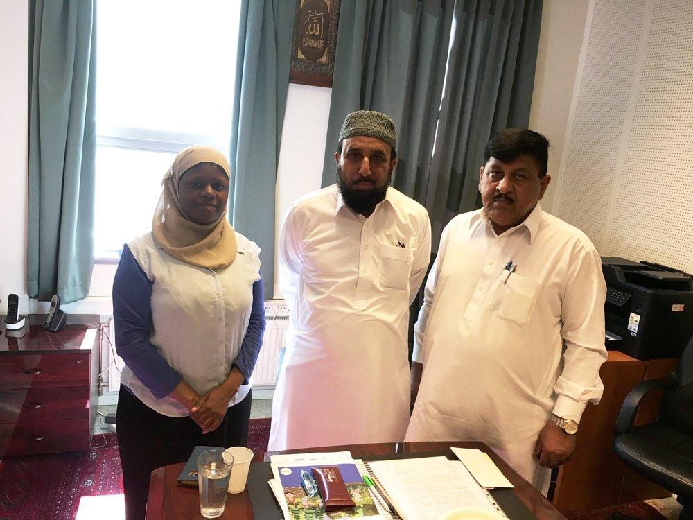 Central Jamaat Ahle SunnatNorway - Vi hadde et godt møte med Central Jamaat Ahle SunnatNorway og møtt den imamen som var så imøtekommende. De er ombord!Sammen bryter vi tabuene!Central Jamaat Ahle SunnatNorway.#samarbeid