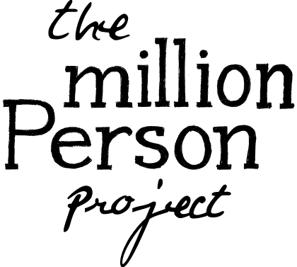 Image result for The million person project