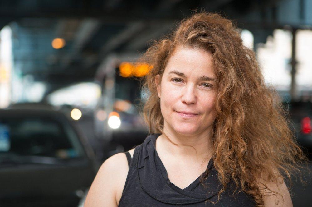 Caledonia Curry, artist and addiction activist