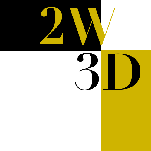 2W3D Design
