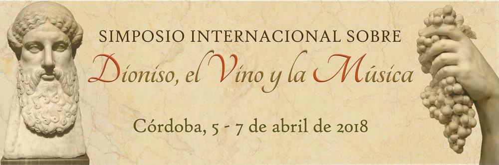 Simposio Internacional sobre Dioniso, el vino y la música