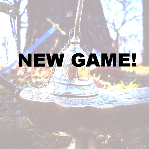 ONCE UPON A TIME Two teams of up to 6 people cooperate or compete in a quest to recapture stolen enchanted artifacts. Unleash your creativity and imagination in our latest adventure!