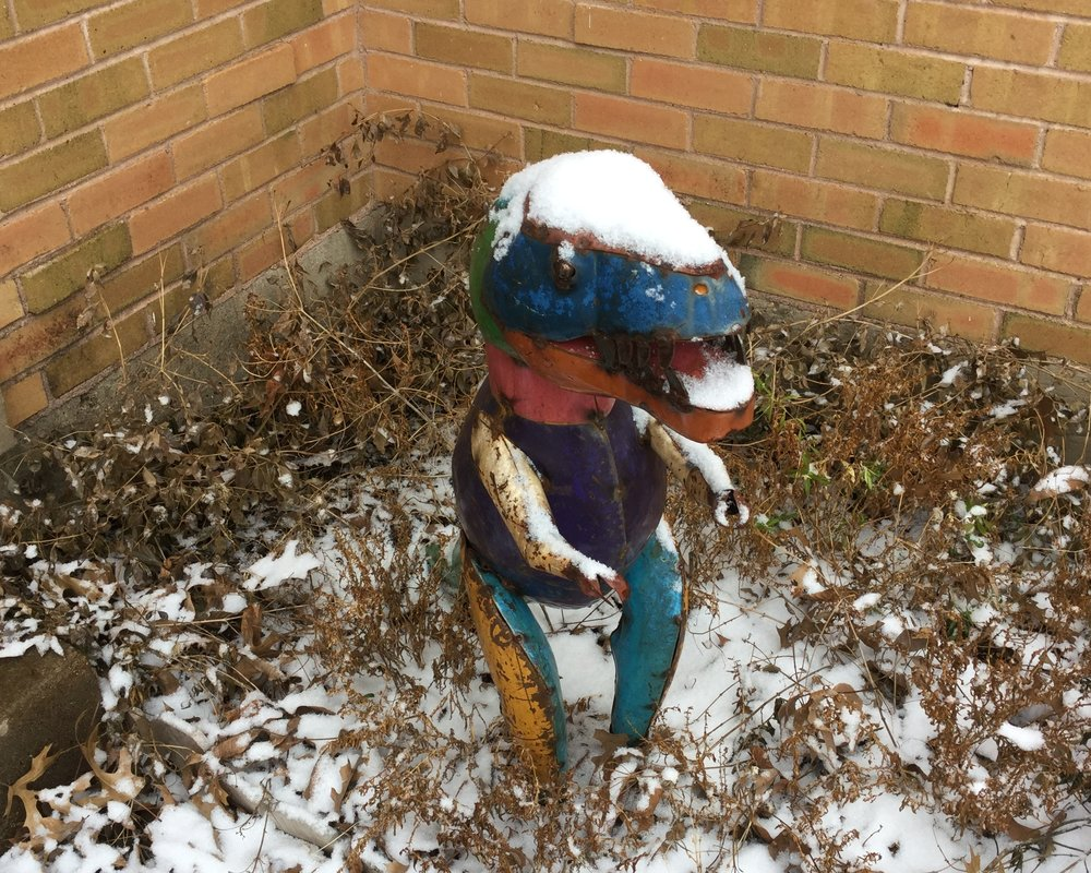 Malcolm the Snow Rex