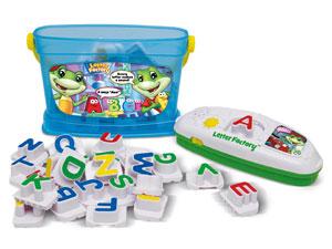 Second generation of Leap Frog Fridge Phonics alphabet toy