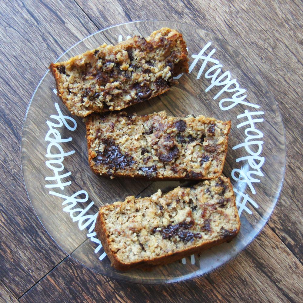 gluten-free dairy-free banana bread
