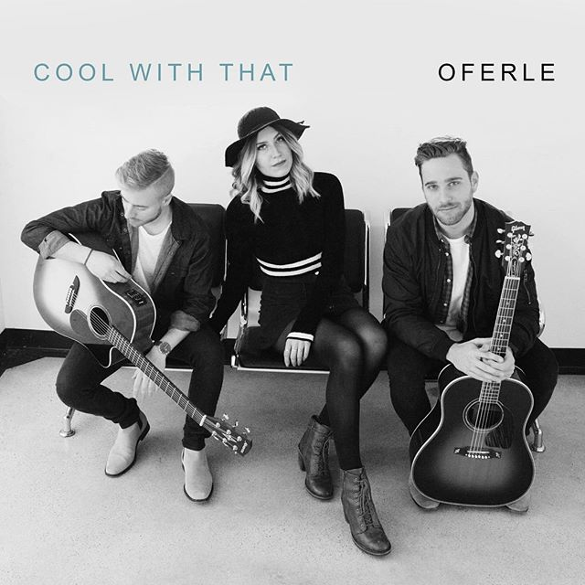 New Single #coolwiththat is available everywhere now!! HUGE thanks to @mix1041 for the world premier 🌎🎶 (Link in bio) 👉🏽