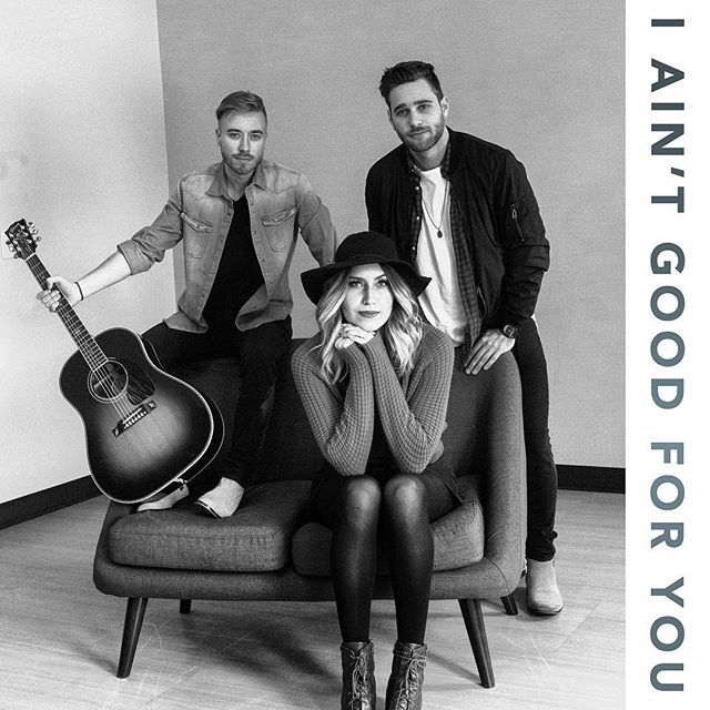 N O W. S T R E A M I N G✨// 'I Ain't Good for You' available on all streaming platforms! You know what else ain't good?? Our grammar. Link in bio!