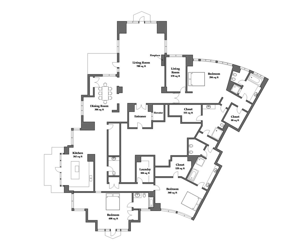 Image Result For House Plan Easy