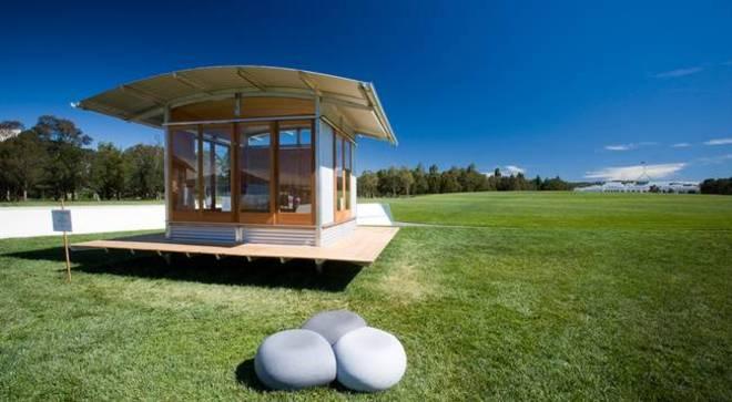 Australian Architect Builds Eco Conscious Prefab Home Reallythere Com