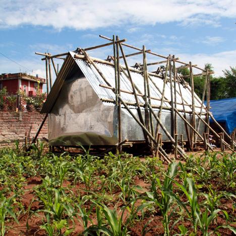 Bamboo Tree House Design