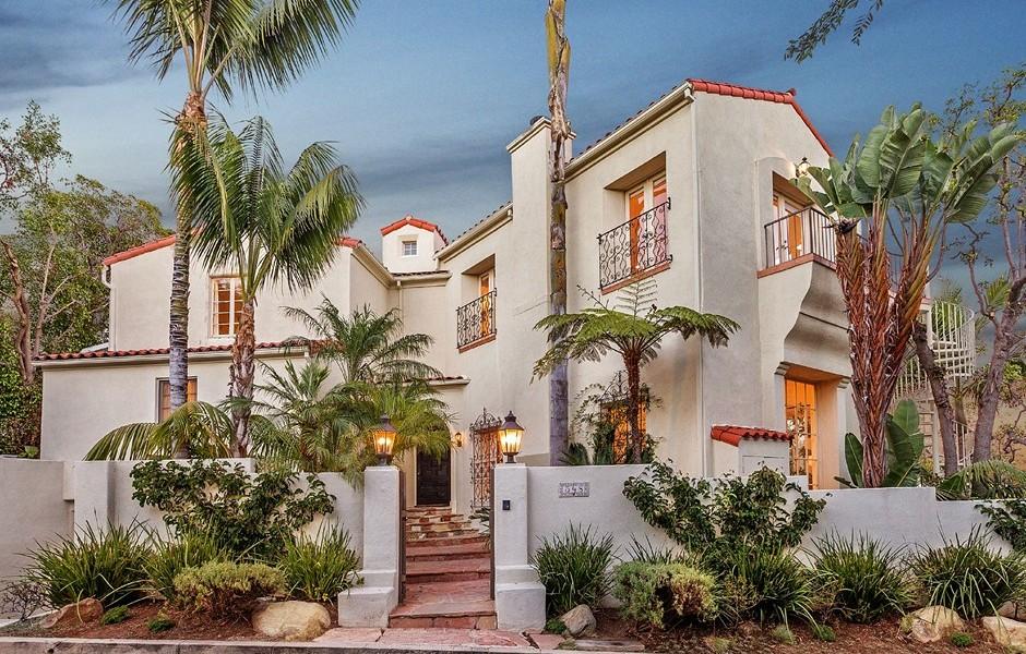 548 Crestline Drive,             LOS ANGELES, CA 90049