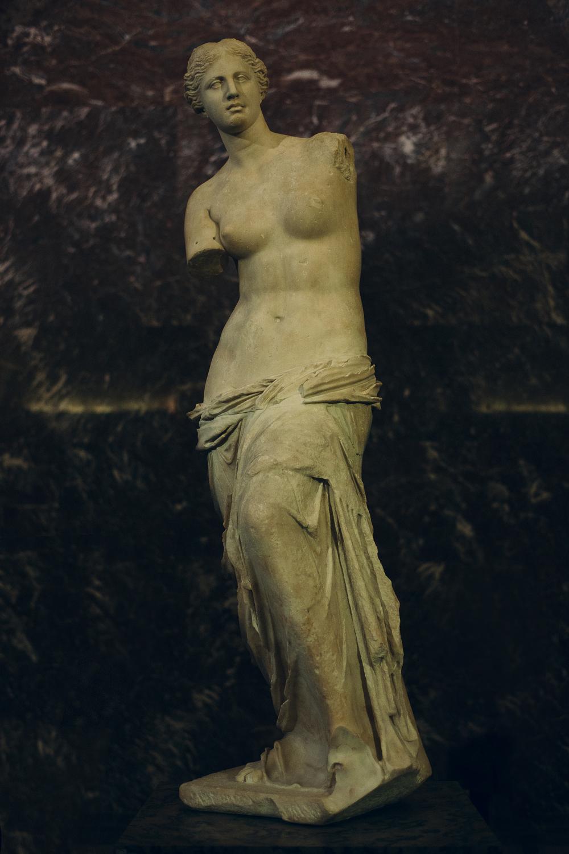 Venus of Milo, Paris 2013