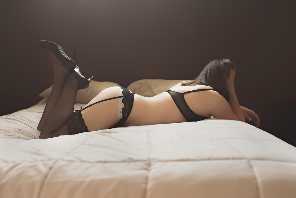 Grand Rapids Boudoir Photography